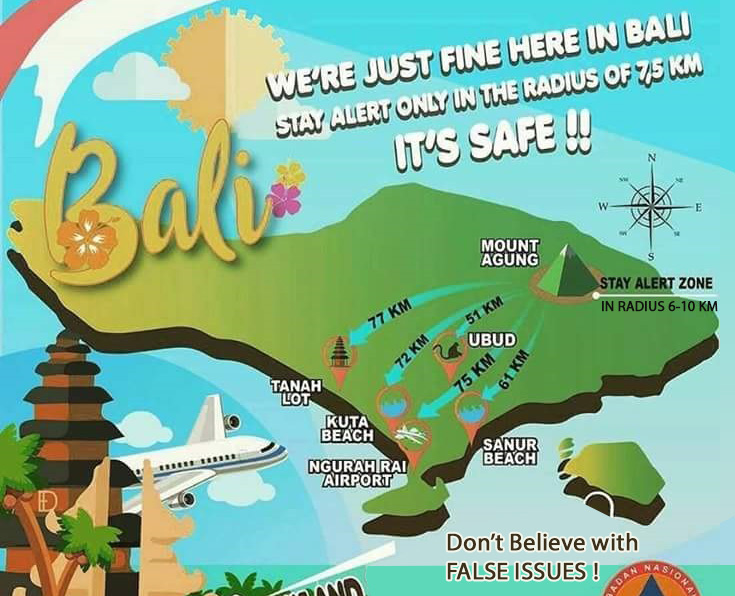 Is Rafting In Bali Safe From Mount Agung Volcano Eruption