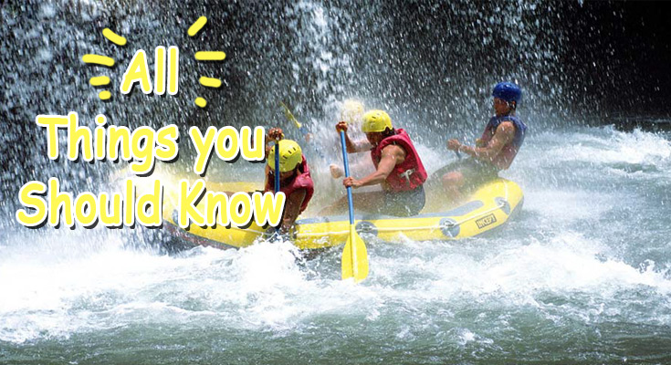 about bali rafting