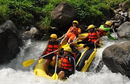 Telaga Waja Rafting Bali Best Rafting Site For Beginner And Family